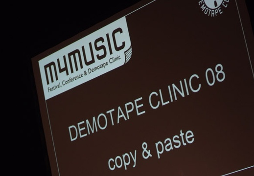 Demotape_Clinic_Electronic_01